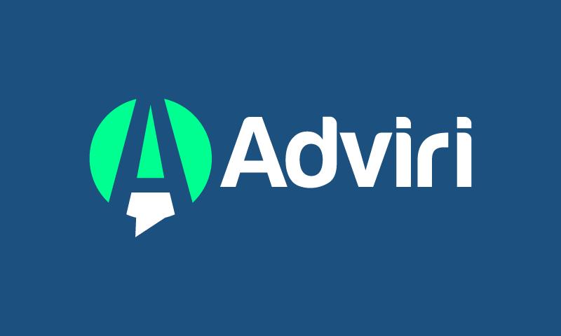 Adviri - Advertising company name for sale