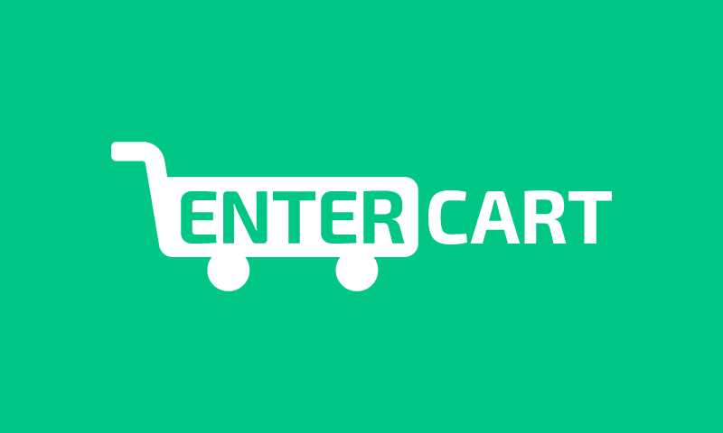 Entercart - E-commerce domain name for sale