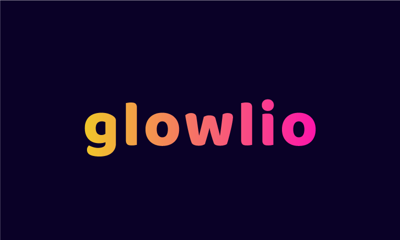 Glowlio - Invented brand name for sale
