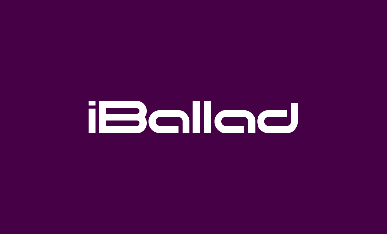 Iballad - Music startup name for sale