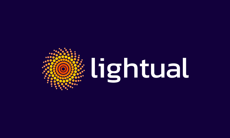 Lightual - Beauty brand name for sale