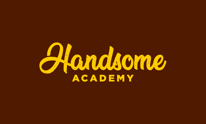 Handsomeacademy - Technology company name for sale