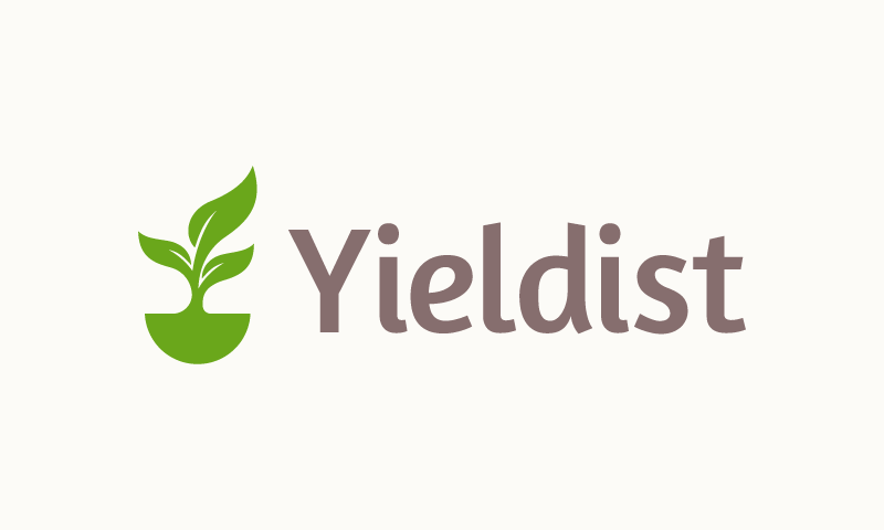 Yieldist - Farming business name for sale