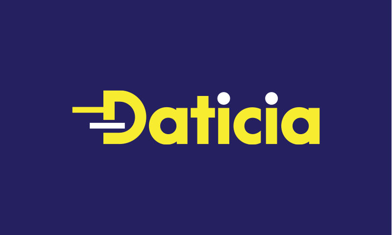 Daticia - Dating brand name for sale