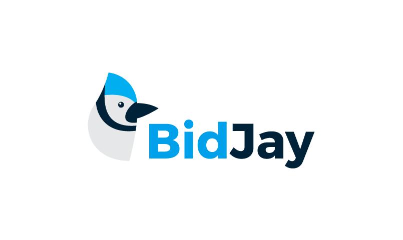 Bidjay - E-commerce domain name for sale