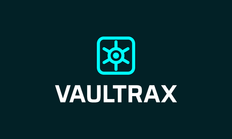 Vaultrax - Storage company name for sale