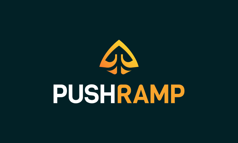 Pushramp - Business product name for sale