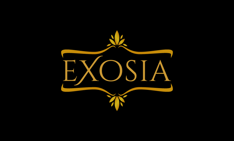 Exosia - Business startup name for sale
