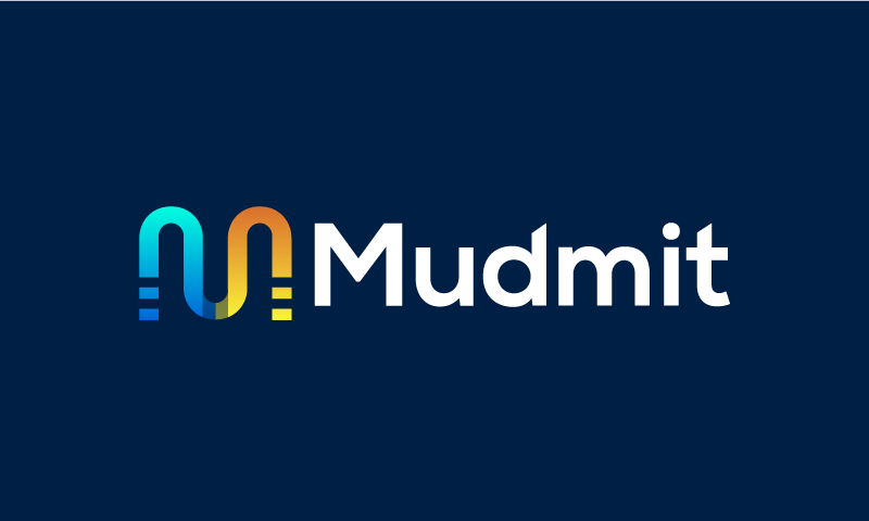 Mudmit - Business brand name for sale