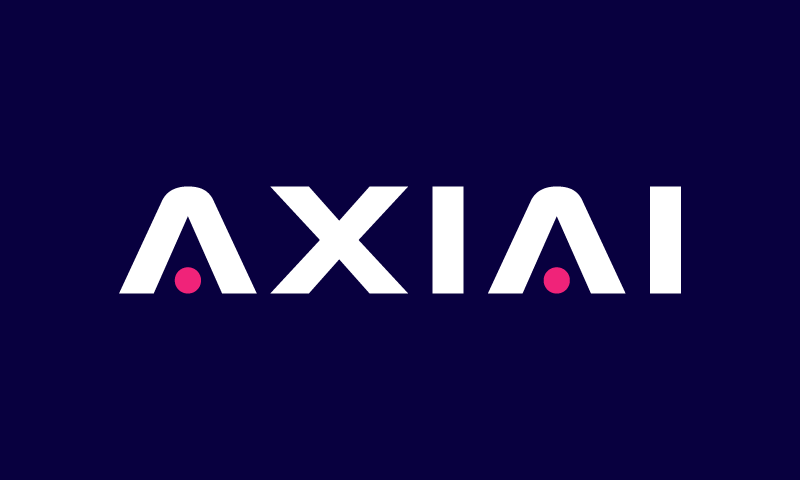 Axiai - Contemporary brand name for sale