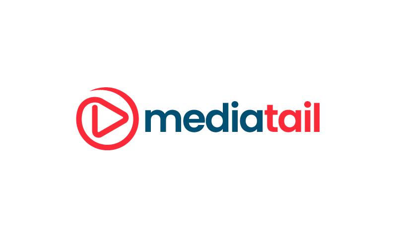 Mediatail - Media startup name for sale