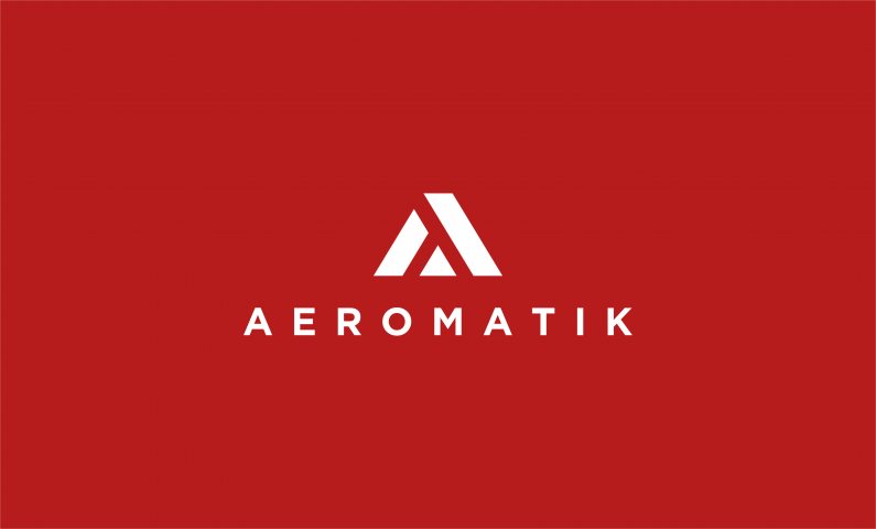 Aeromatik - Airborne domain name