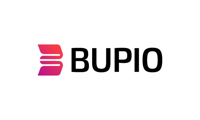 Bupio - Technology company name for sale