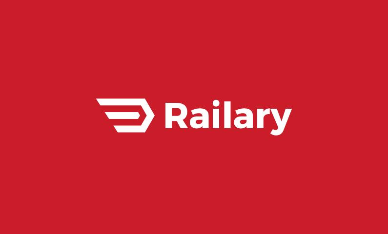 Railary - Rail startup name for sale