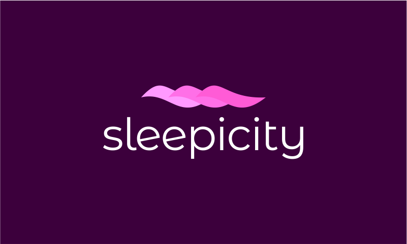 Sleepicity - Wellness domain name for sale