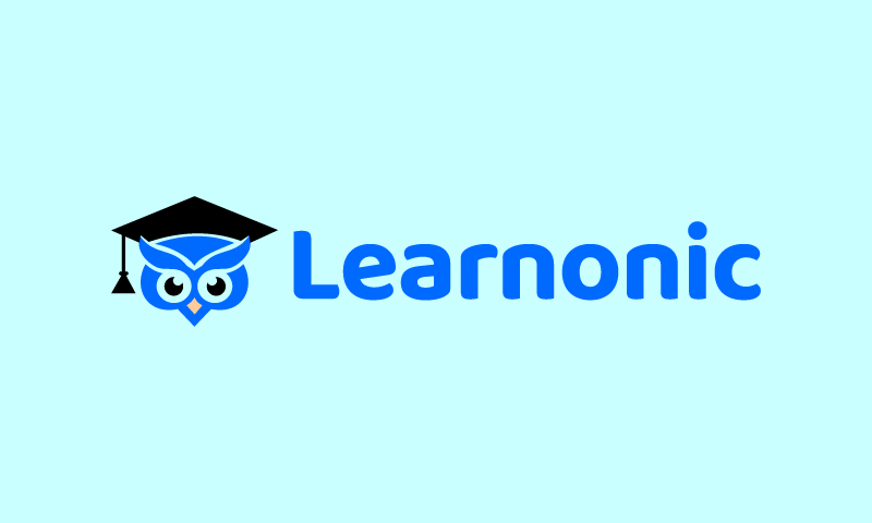 Learnonic - Education brand name for sale