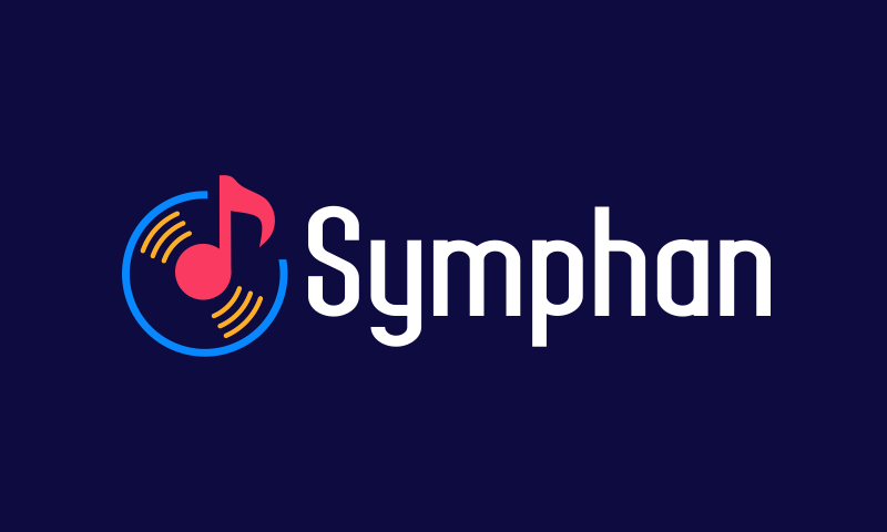 Symphan - Appealing domain name for sale