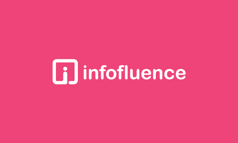 Infofluence logo