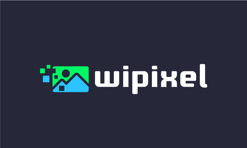 Wipixel - Technology domain name for sale