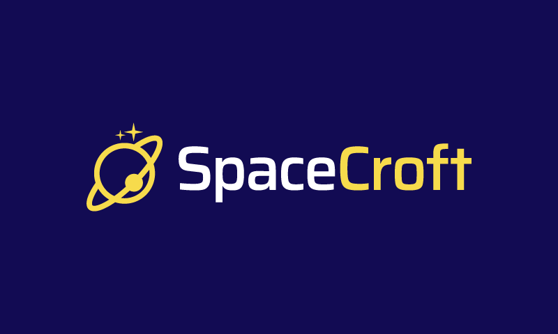 Spacecroft - Remote working brand name for sale