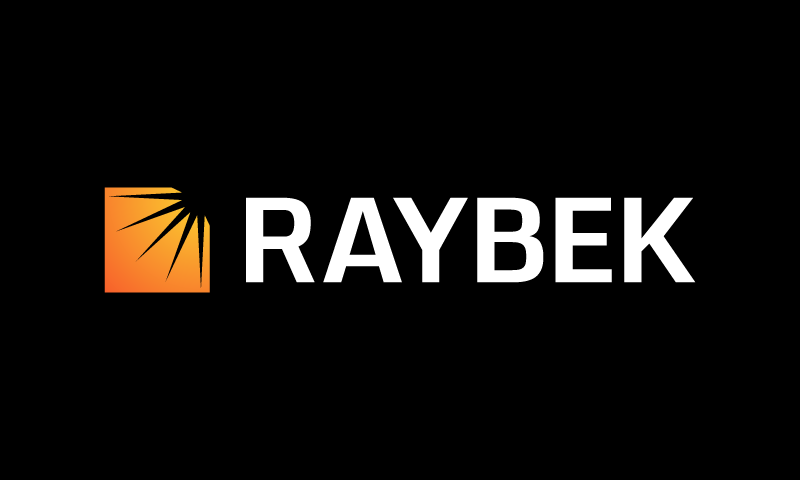 Raybek - Retail brand name for sale