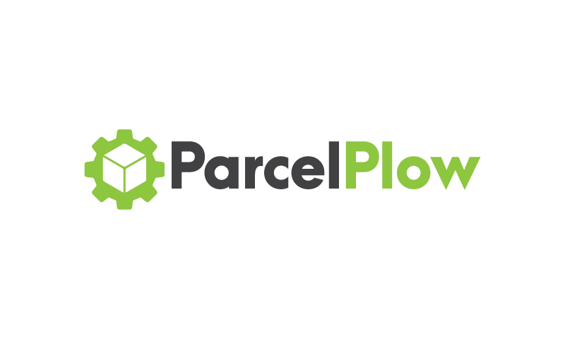 Parcelplow - Modern startup name for sale