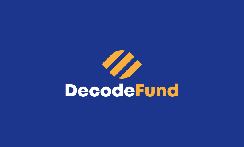 Decodefund - Business brand name for sale