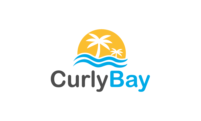 Curlybay - Beauty business name for sale