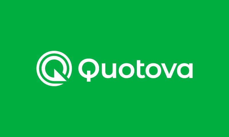 Quotova - Modern brand name for sale