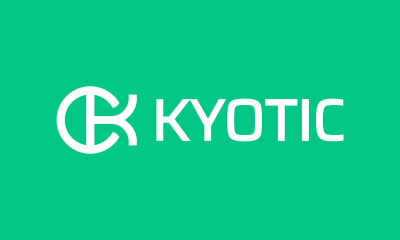 Kyotic - Technology startup name for sale