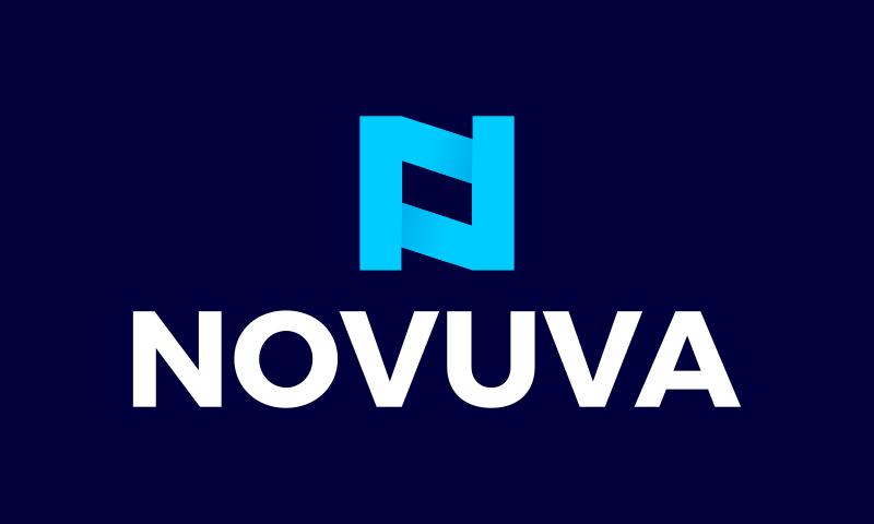 Novuva - Technology company name for sale