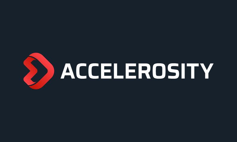 Accelerosity