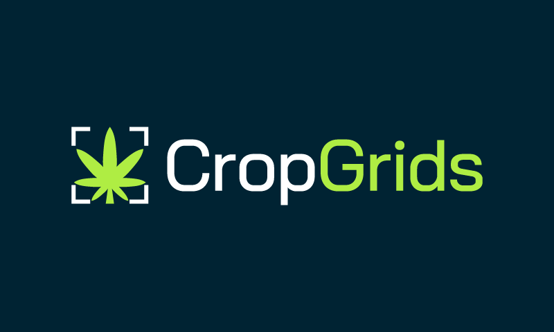 Cropgrids - Retail startup name for sale