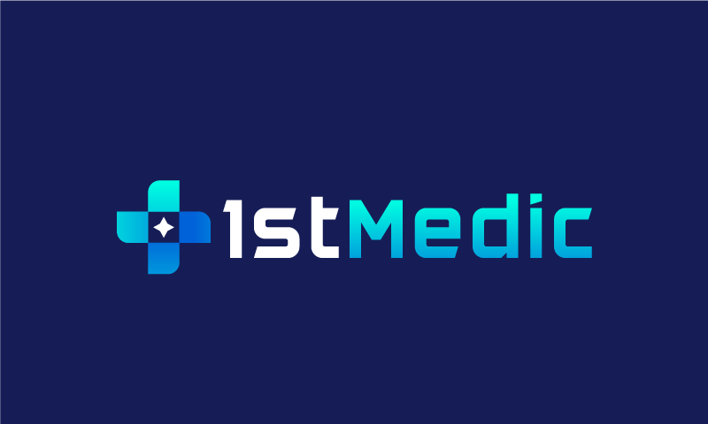 1stmedic - Healthcare product name for sale
