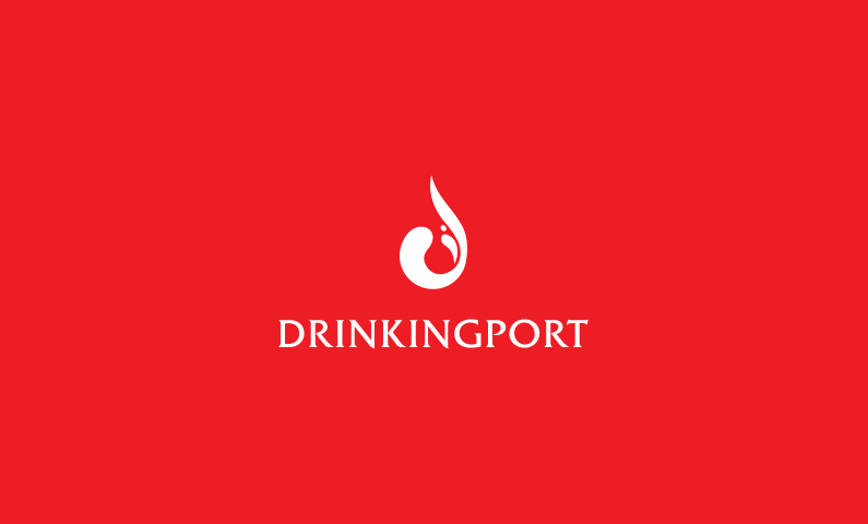 DrinkingPort logo - One for the connoisseurs