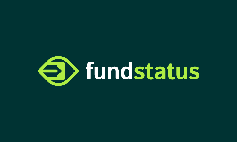 Fundstatus - Fundraising company name for sale