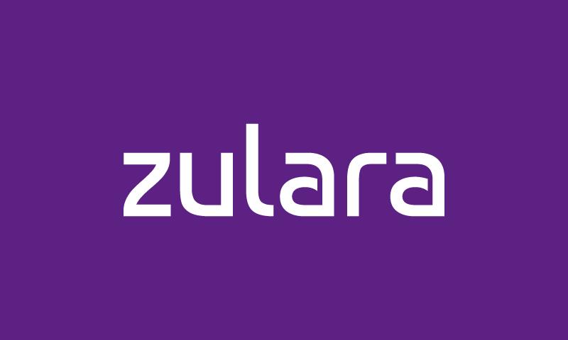 Zulara - Music company name for sale