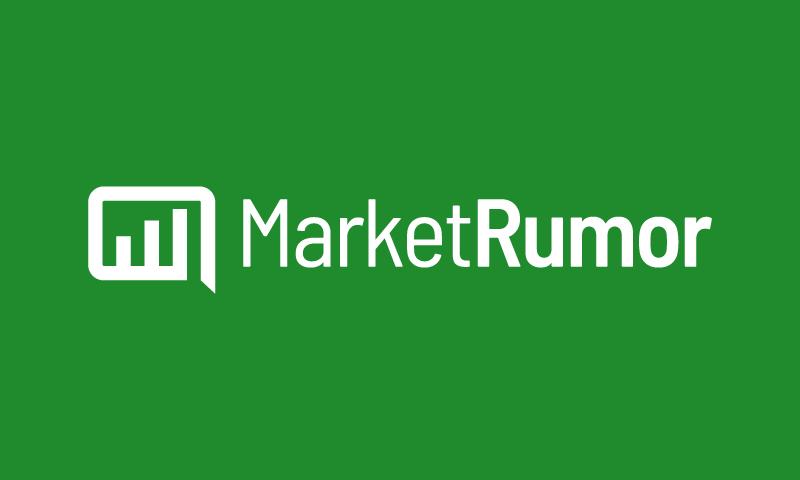 Marketrumor - Search marketing company name for sale