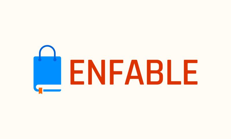 Enfable - Media business name for sale