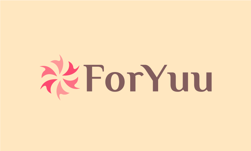 Foryuu - E-commerce product name for sale