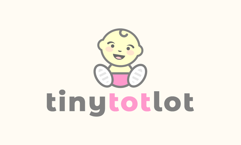 Tinytotlot - E-commerce business name for sale