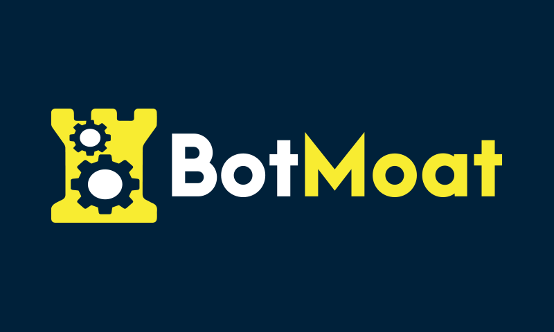 Botmoat - Potential startup name for sale
