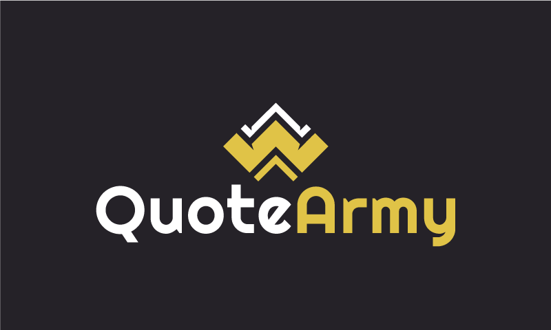 Quotearmy - Retail product name for sale