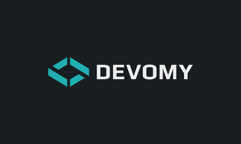 devomy logo