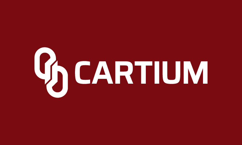 Cartium - E-commerce startup name for sale