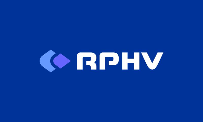 Rphv - Technology brand name for sale