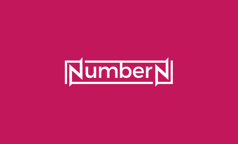 Numbern - Business brand name for sale