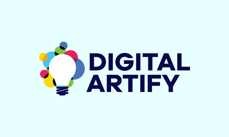 Digitalartify - Technology startup name for sale