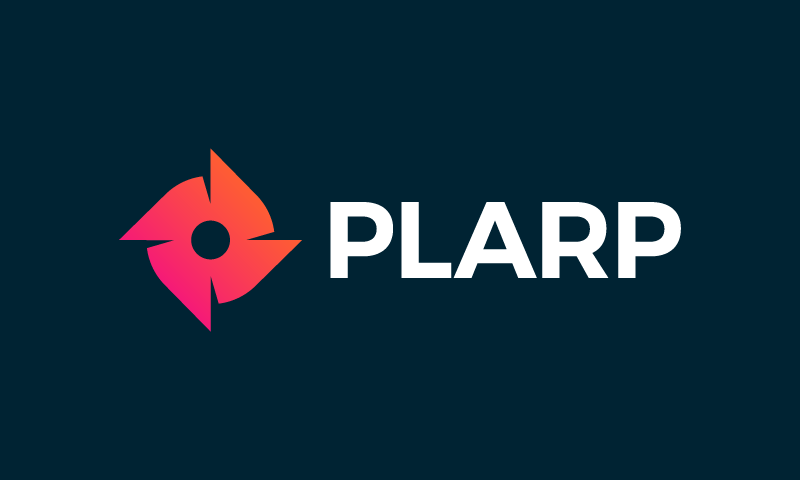 Plarp - Business domain name for sale