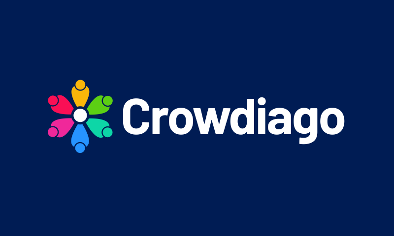 Crowdiago - Retail business name for sale